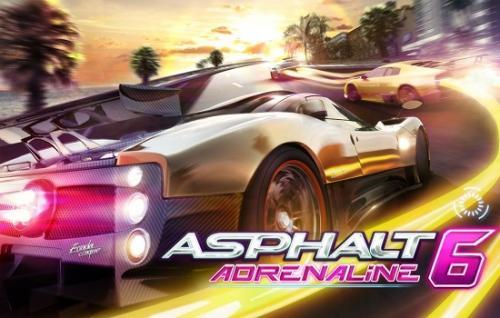 Asphalt 6: Adrenaline und Asphalt 6: Adrenaline HD für je 0,79 Euro