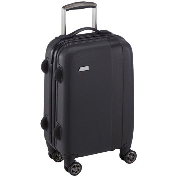 [Amazon WHD Prime] Bugatti Bags Koffer Boardcase Trolley, 58.5 cm, 50 Liter, schwarz ab 31,04€ statt 87,96€
