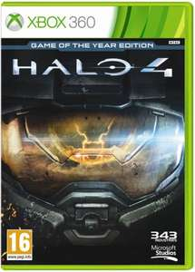 XBox 360 - Halo 4 (Game of the Year Edition) für €21,76 [@Zavvi.com]
