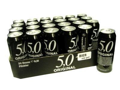 [Thomas Philipps] 5,0 Bier - Pils für 0,33€ zzgl. Pfand