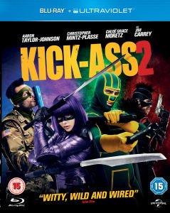 [Zavvi.com] [BluRay & UV] Kick Ass 2
