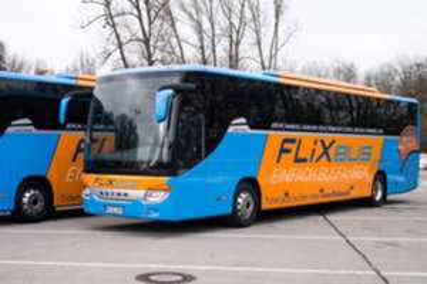 FlixBus-Tickets quer durch Deutschland für 14,90 Euro
