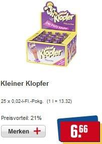 [REWE] Kleiner Klopfer für 6,66 Euro