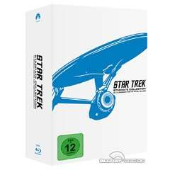StarTrek Remastered Bluray Box 1-10 @ Zavvi