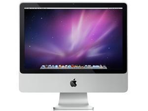 "20"" iMac Intel Core 2 Duo 2,26 GHz, 1 GB, 160 GB, Tastatur und Maus"
