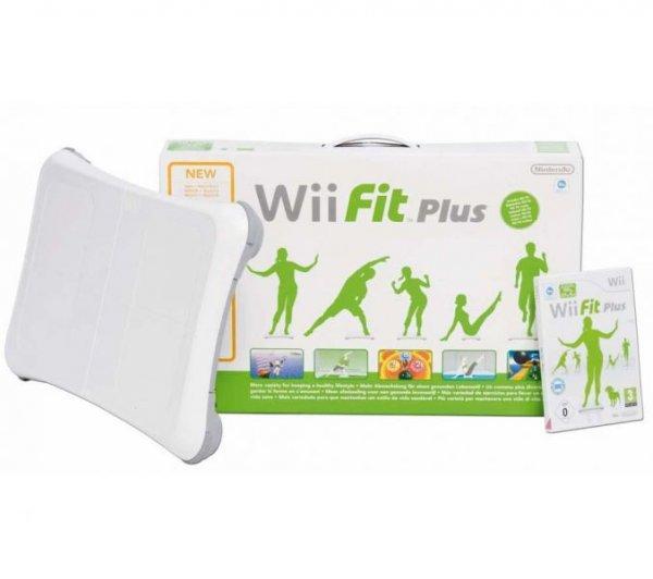 Nintendo™ - Wii Fit Plus + Balance Board (Weiß) für €46,90 [@GetGoods.de]