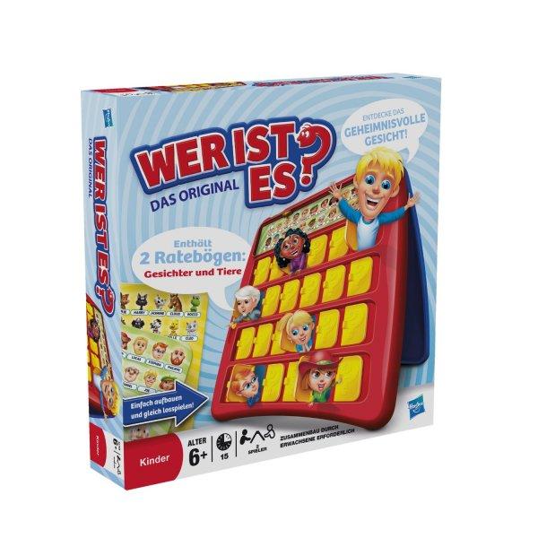 [Neuauflage] Hasbro - Wer ist es? nur 8,99€ für Primekunden @ Amazon ( ansonsten +3,00€ Versand)