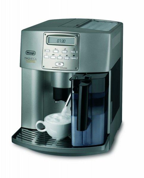 [Amazon WHD] DeLonghi ESAM 3500 S Kaffeevollautomat Automatic Cappuccino (1350 W, 1.8 l, 16 bar, Milchsystem)