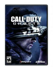 Call of Duty: Ghosts [Steam] @Amazon.com