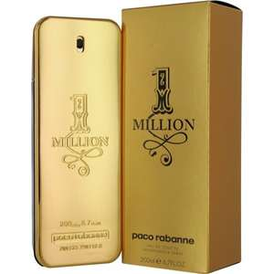 One Million - paco rabanne 200ml