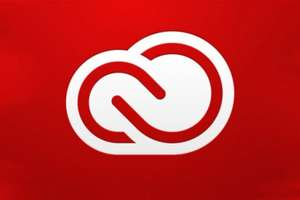 Adobe Creative Cloud for Teams 12 Monate bis zum 28.02. für € 556,92 statt € 999,46