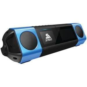 Pioneer STZ-D10S-L Steez Portable Music System für Apple iPod/iPhone Dock (Battle/DJ-Modus)  für  75,99€ @ 0815.eu