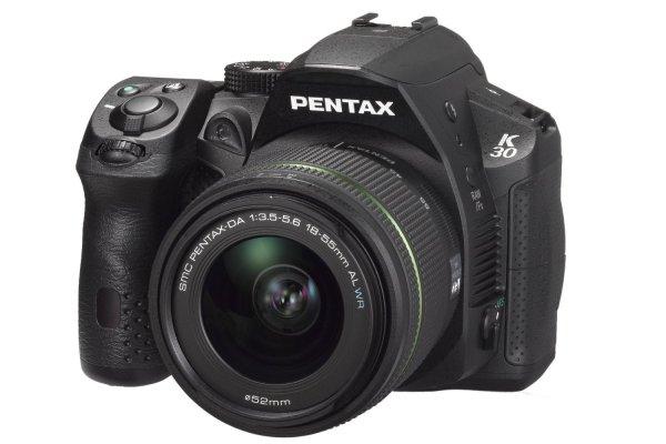 Pentax K-30 Kit DA 18-55 mm WR für 445€ @Amazon.fr