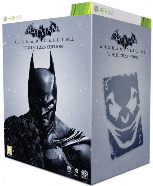 Batman: Arkham Origins Collector's Edition (Xbox 360) @ Amazon.co.uk