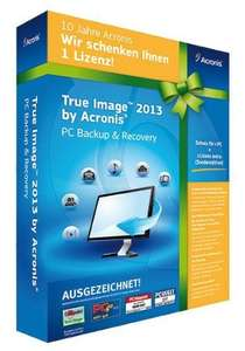 Acronis Software True Image Home 2013 bei Olano (Rakuten) für 24 € versandfrei