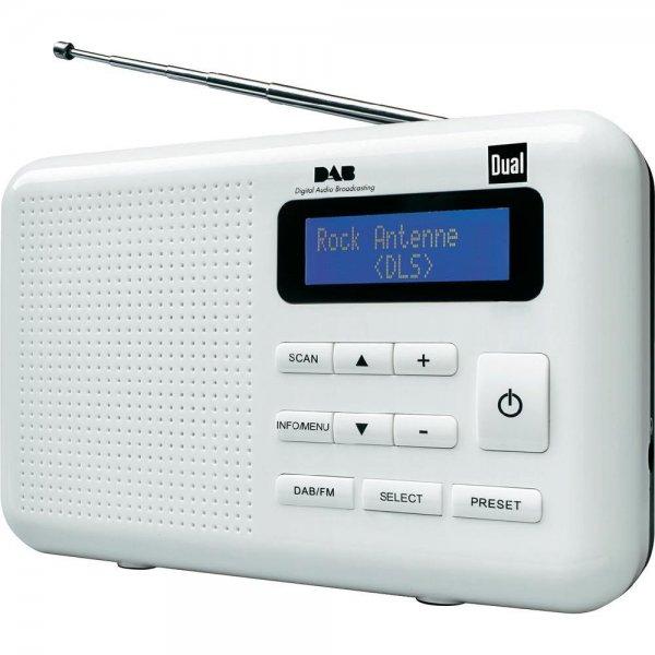 Dual DAB 2 DAB+ Radio für 34,95€ @ebay