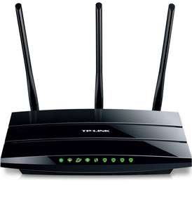 "TP-Link™ - Wireless N Gigabit ADSL2+ Modem Router ""TD-W8970B"" für €52.- [@Amazon.de]"