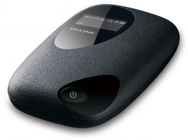 """TP-Link™ - Mobiler MIFI WLAN-Router """"M5350"""" (802.11b/g/n,HSPA+,2000mAh Akku) für €44,90 [@Amazon.de]"""