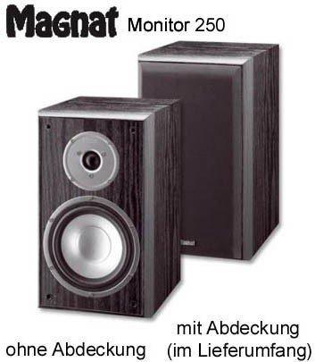 Magnat Monitor 250 *Schwarz* ,max. 180 Watt, B-Ware 1paar