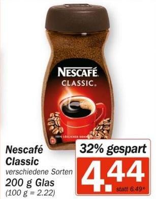 [Hit] Nescafe Classic