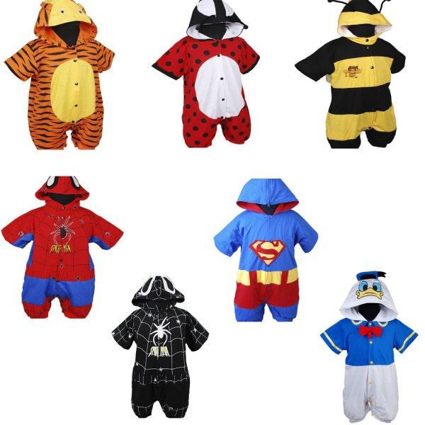 [Ebay] Baby Strampler Kostüm Gr. 56-92 100% Baumwolle ab 9,88 Euro oder. Heute wird ein Deal totgequasselt / jeder darf seinen Senf dazu geben!