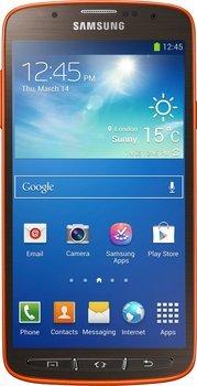 SAMSUNG Galaxy S4 Active orange für 299 euro plus 4,99 Versand bei Medimarkt online