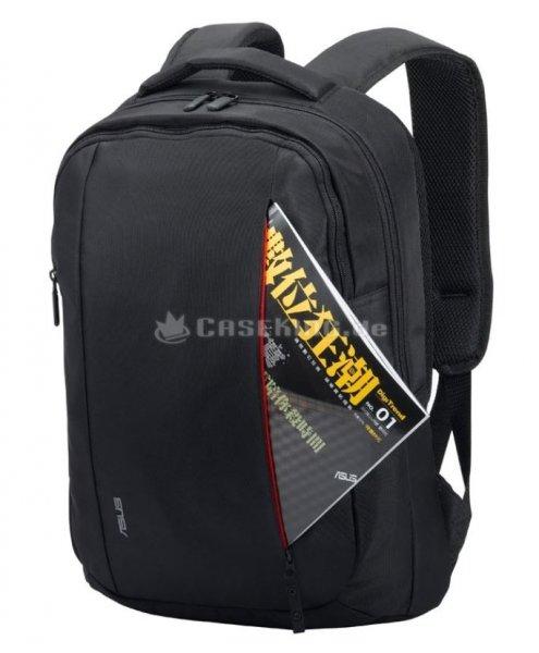 Asus Notebook Rucksack bis 40,6 cm (16 Zoll) schwarz € 3,00 + € 5,90 VSK, Amazon
