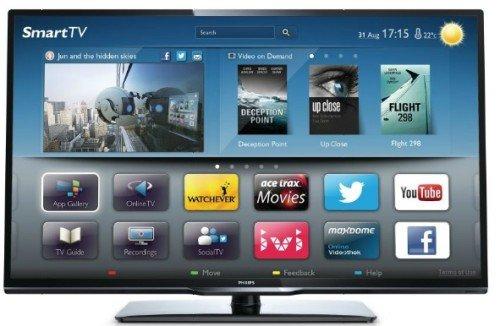 Philips 40PFL3208K LED Fernseher 40 Zoll