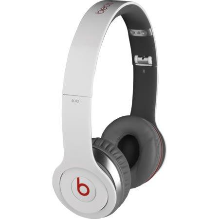 """Beats Headset by Dr. Dre """"Solo"""" in weiß bei zackzack für nur 89,85 €"""