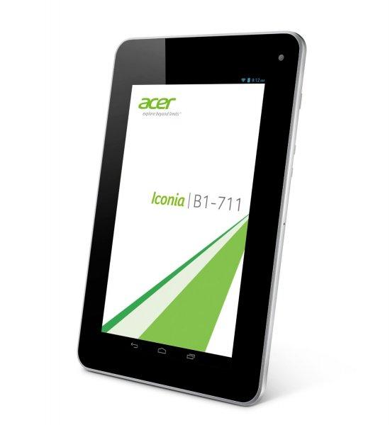 """Acer Iconia B1-711 - 7"""" Tablet mit 16GB Speicher und UMTS Modul für 159€ @Amazon"""
