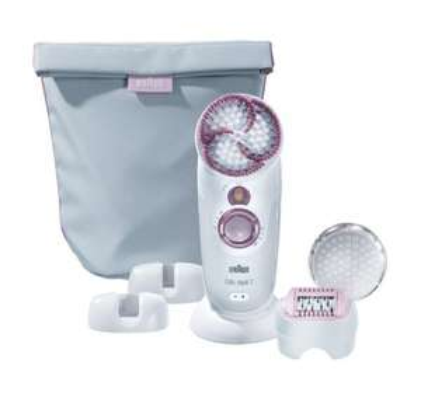 "Braun™ - Wet & Dry Epilierer ""Silk-épil 7 SkinSpa 7961"" für €92,79 [@Amazon.de]"