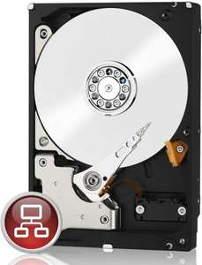"Western Digital Red 4TB, 3.5"" (WD40EFRX) für 138,50€ @Amazon mit Facebook-Gutschein"