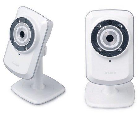 D-Link DCS-932L Wireless N IP-Kamera ab 35,33€ [Amazon WHD]