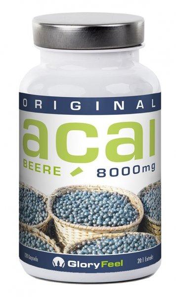 Acai Beere 8000 (120 Kapseln) für 10,78€@Amazon.de