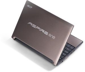 Acer Aspire One D255E Netbook (Braun) [meinpaket.de]