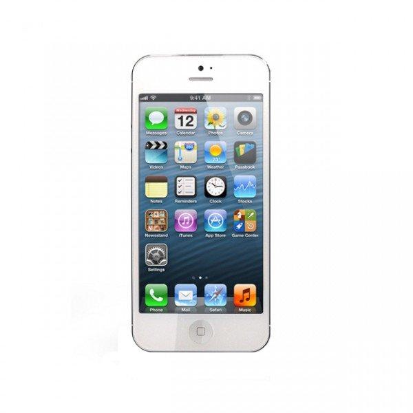 APPLE iPhone 5 16 GB Weiß + 30€ Gutschein für 449€ @ Mediamarkt