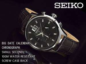 Seiko Chronograph SPC083P2 @ CreationWatches.com