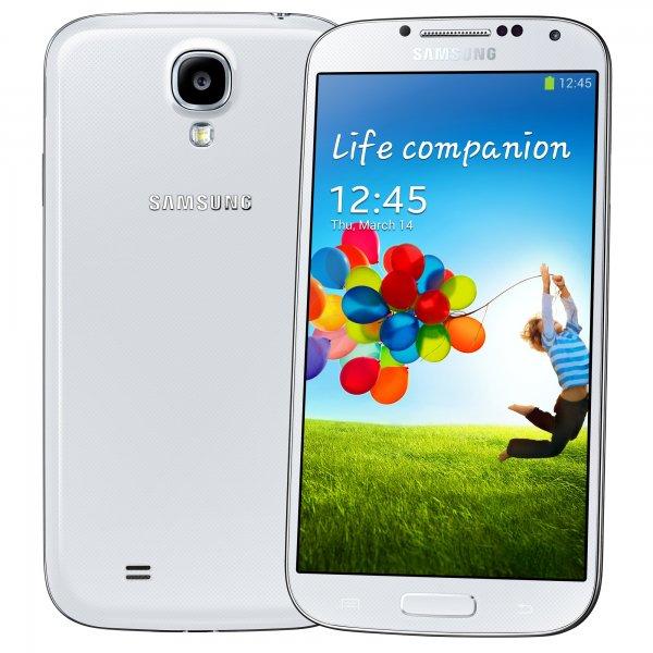 AMAZON [WHD] Samsung S4 in weiss, wie neu, 335,04€