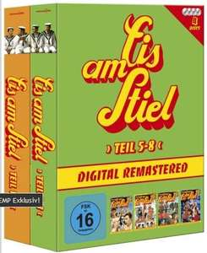 EMP - Eis am Stiel 1-8 - Digital Remastered - 22,94 Euro inkl. Versand