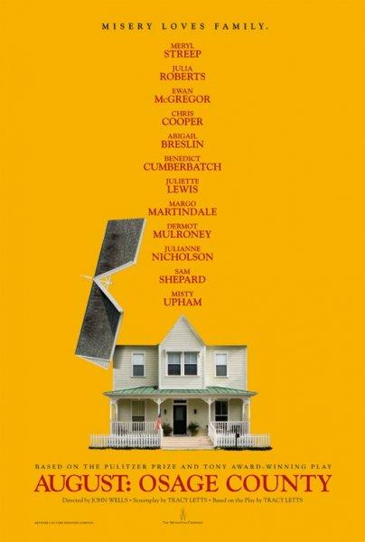 """[Kino] """"Im August in Osage County"""" am 4.3.2014 - Leitungen sind bereits geschaltet"""