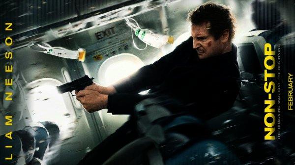 "Kostenlos ins Kino zum neuen Liam Neeson Film ""NON-STOP"""