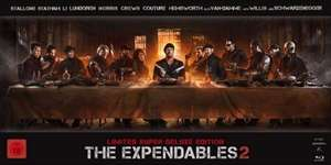 The Expendables 2 - Back For War - Limited Super Deluxe Edition (Blu-ray) für 25€ @Media Dealer