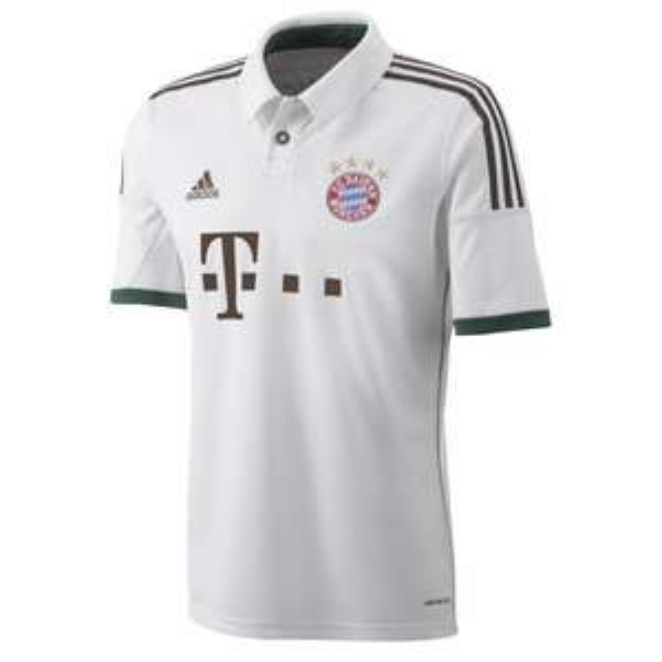 FCB Bayern Away Trikot 2014 + Beflockung für 54,95€