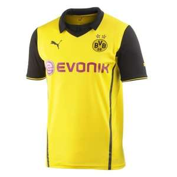 [ebay] Borussia Dortmund Champions League Trikot in Größe L 43,95