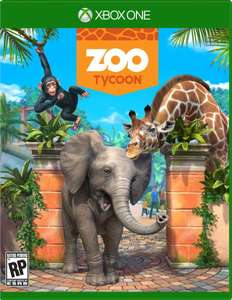 [XBOX One] Zoo Tycoon - Digital Download ~29,17