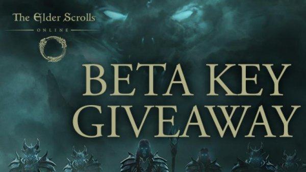 The Elder Scrolls Online - Kostenloser Betakey