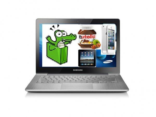 [Samsung4Campus] Samsung ATIV 7 Ultrabook 740U3E X01 mit Touch
