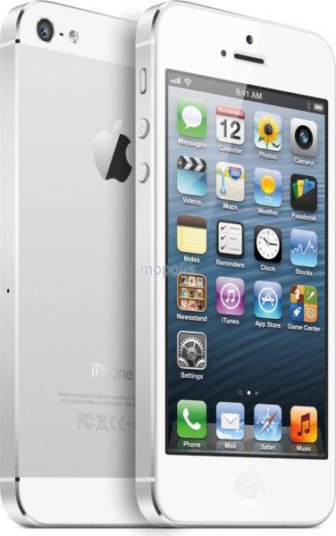 Apple Iphone 5 32GB Weiß +30€ MM Gutschein für 499€ @ mediamarkt.de