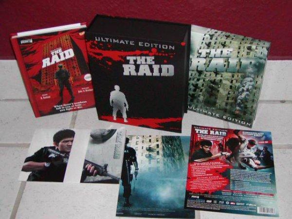 The Raid - Ultimate Edition (Blu-ray) media-dealer