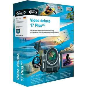 Conrad - Magix Video Deluxe 17 Plus HD
